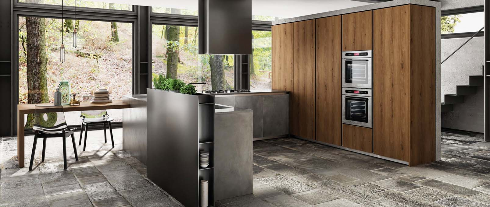 Arredamenti meneghello per l arredo della tua casa arredamenti su misura padova - Cucine arredo 3 ...
