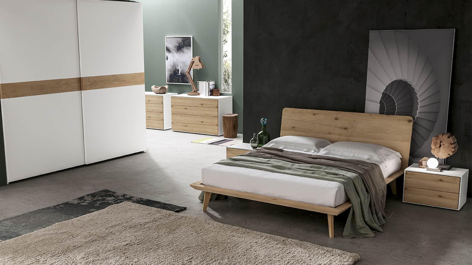 Arredamento per camere da letto a padova for Mobili moderni camera da letto