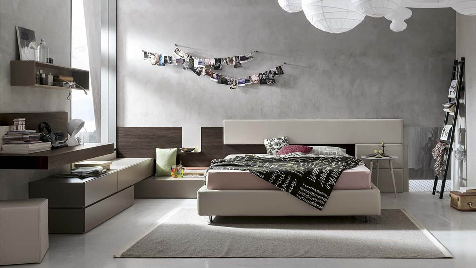 Arredamento per camere da letto a padova for Camera letto mobili