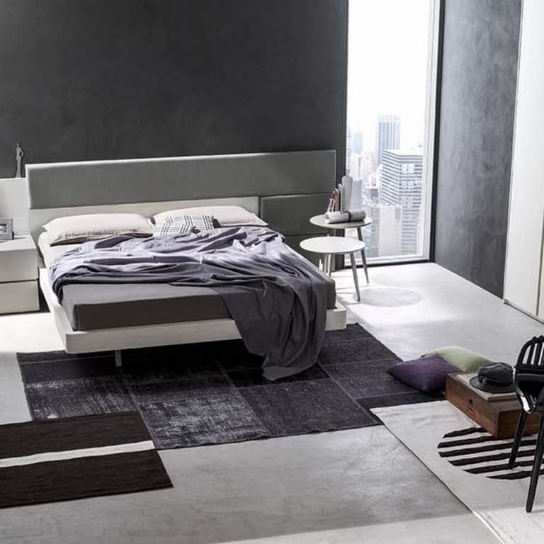 Arredamento per camere da letto a padova - Arredamento camera da letto matrimoniale ...