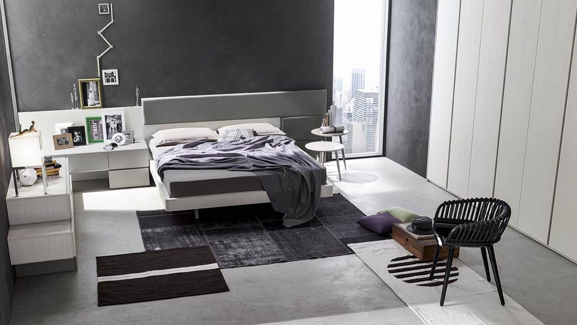 Arredamento per camere da letto a padova for Offerte camere da letto complete