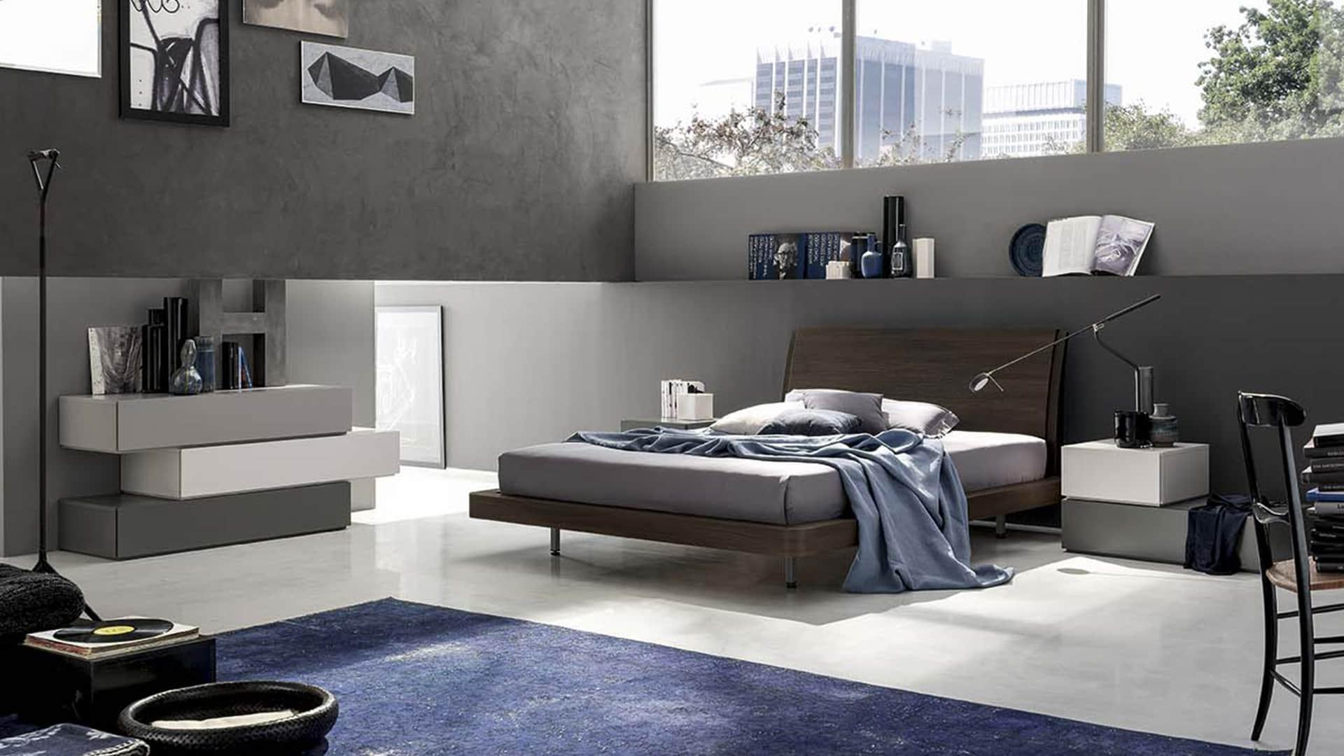 Arredamento per camere da letto a padova for Camere per single arredamento