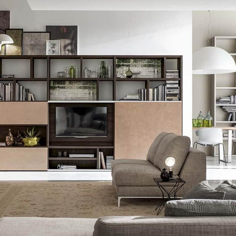 Salotti moderni piccoli design casa creativa e mobili for Arredamento soggiorni e salotti