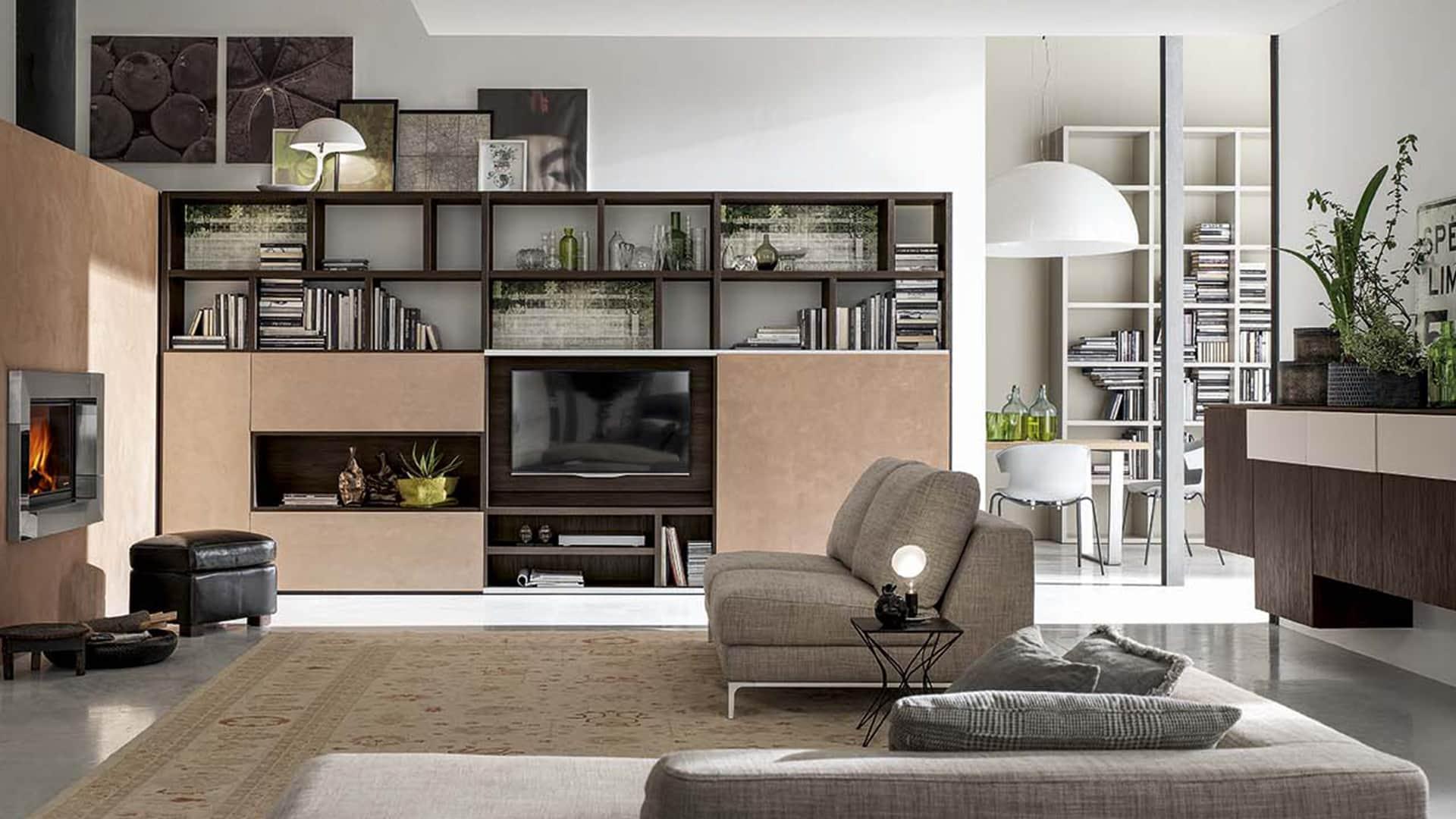 Vendita di mobili per soggiorno a padova mobili da soggiorno economici ed in offerta - Mobili soggiorno ad angolo ...