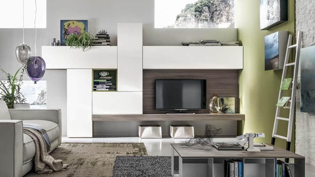 mobili per soggiorno moderni arredamenti meneghello