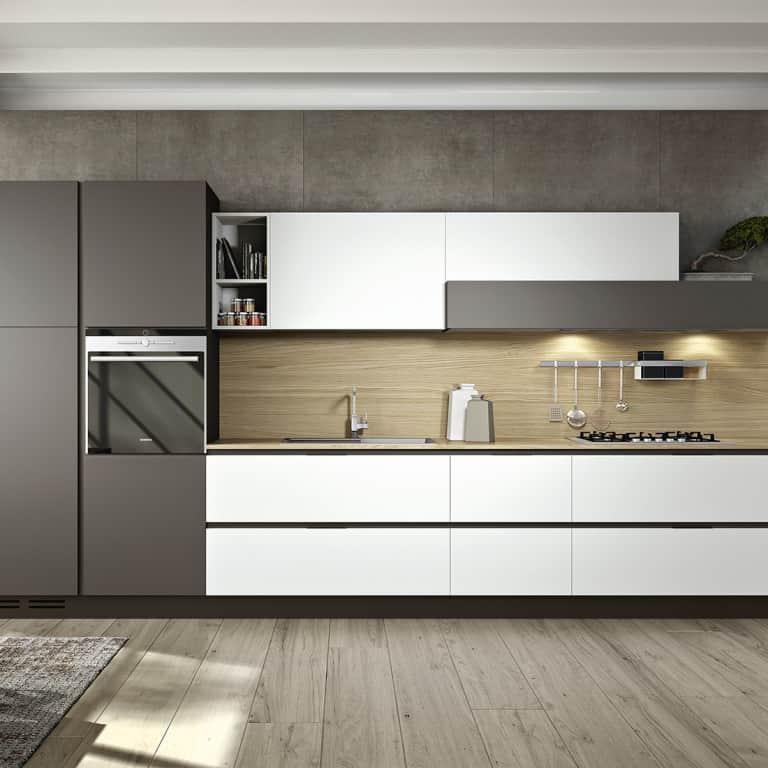 Vendita cucine padova negozio di arredamento cucine for Idee cucina moderna
