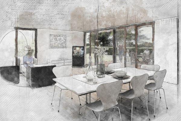 progetto casa con architetto