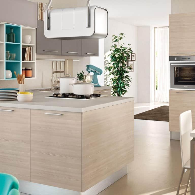 Vendita cucine moderne a padova for Fornelli a induzione consumi