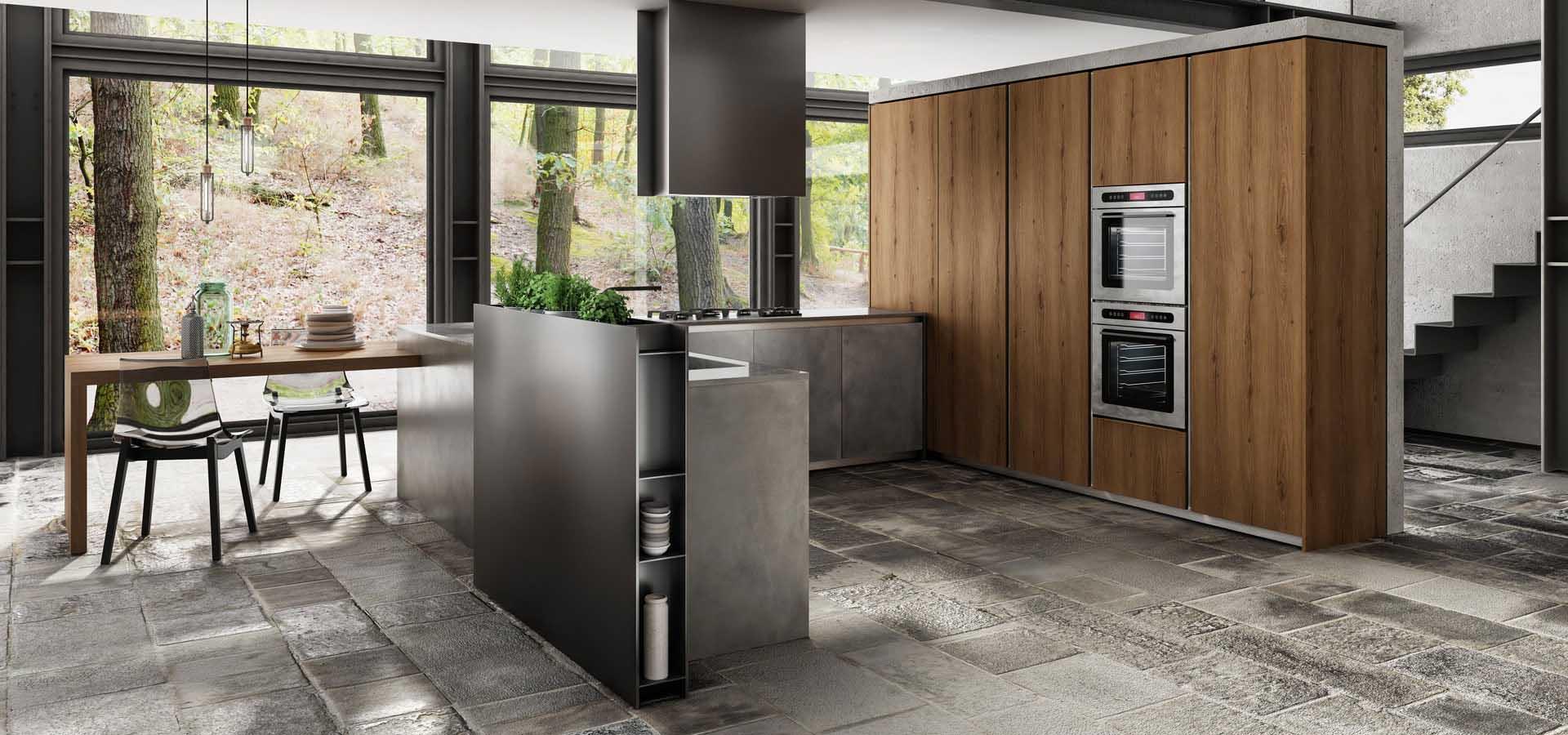 Vendita cucine moderne a padova for Cucine arredo tre