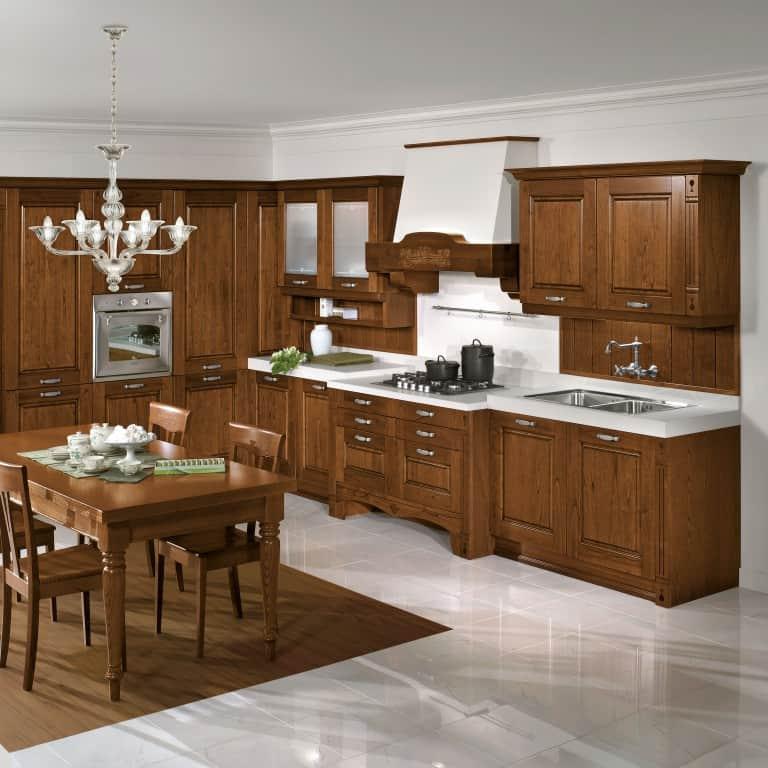 Vendita di cucine classiche a padova cucine eleganti e in - Camere da letto classiche eleganti ...