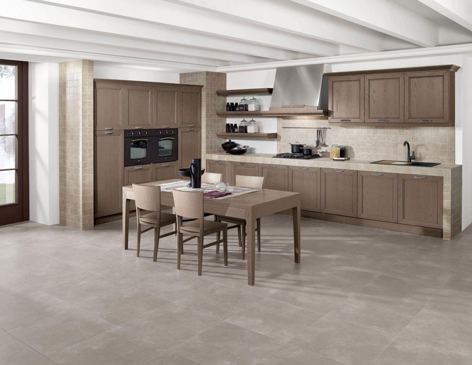 Vendita di cucine classiche a padova cucine eleganti e in for Cucine calligaris