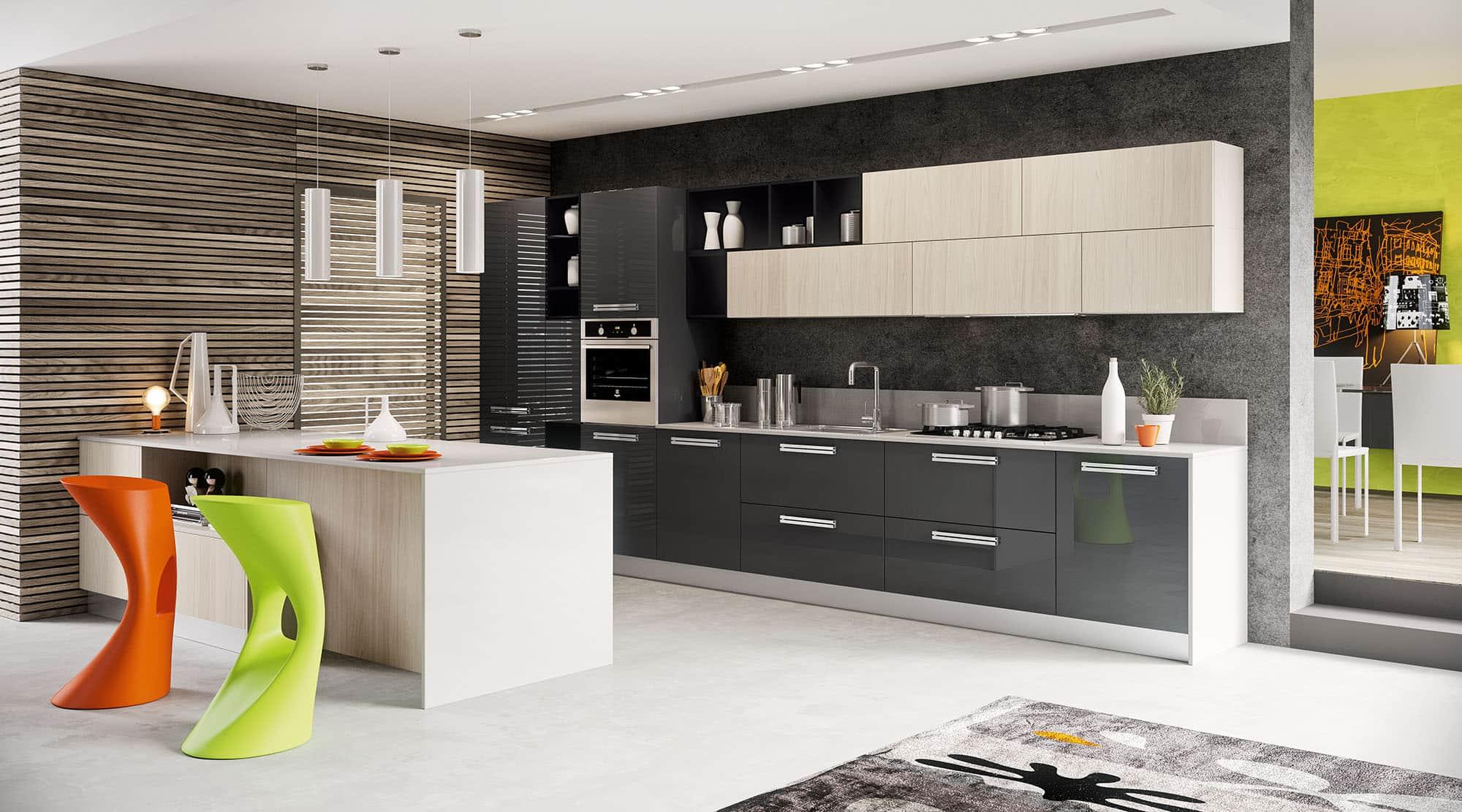 Camerette Per Ragazzi Di Alta Qualita : Vendita cucine moderne a padova