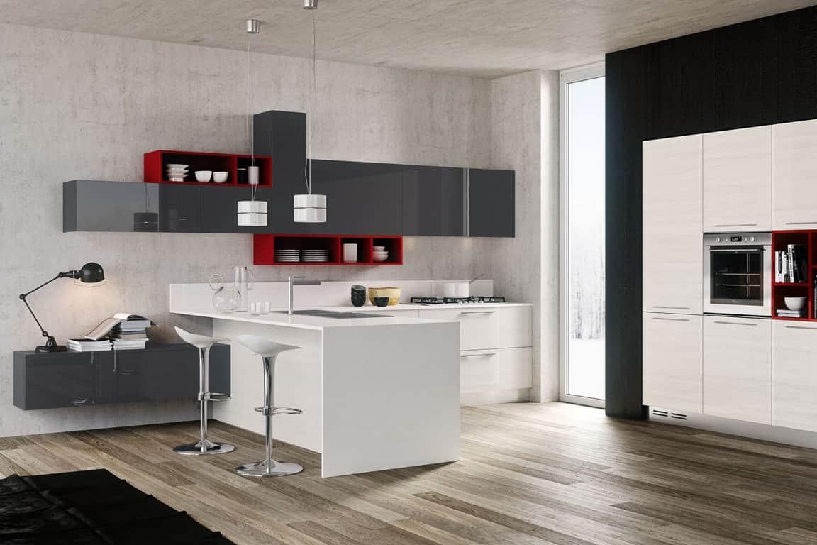 Vendita di cucine moderne a padova - Cucine a padova ...