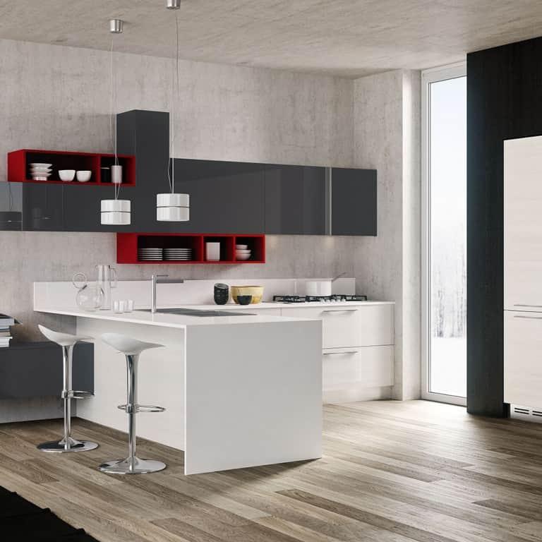 Vendita cucine moderne a padova - Immagini cucine moderne ...