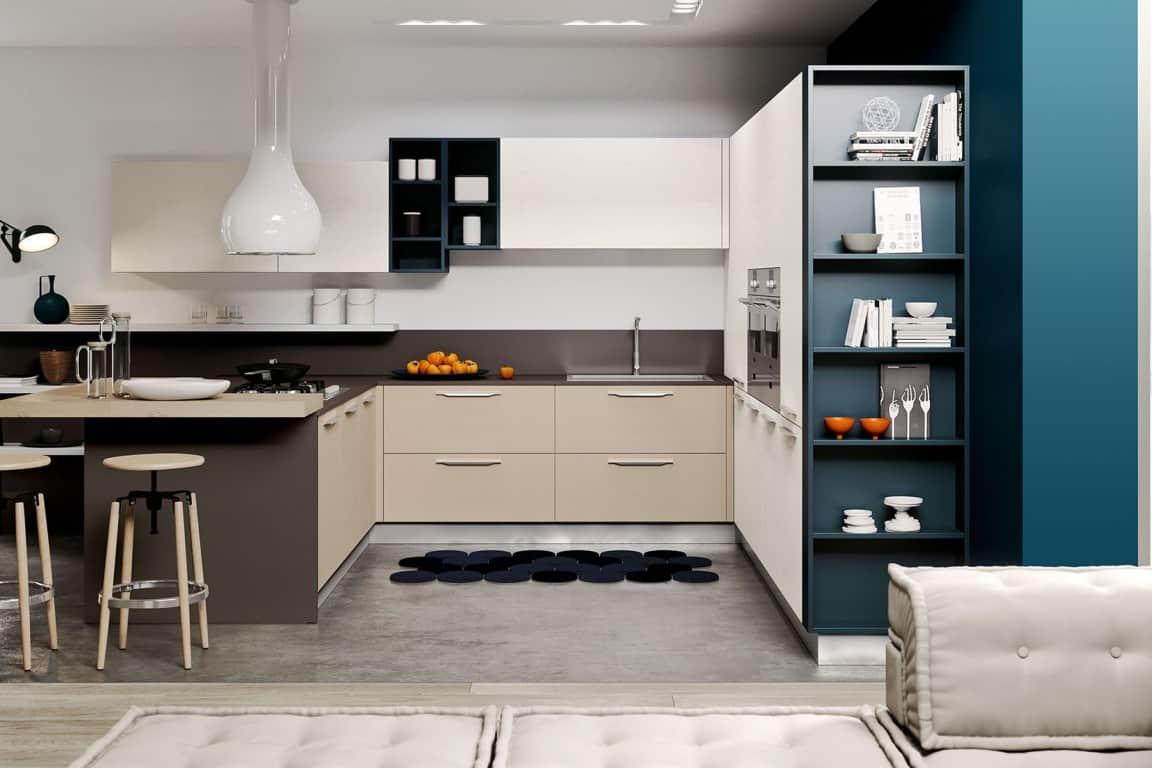Vendita di cucine moderne a padova - Cucina moderna penisola ...