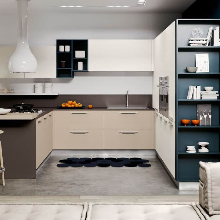 Vendita cucine moderne a padova for Cucine moderne con penisola