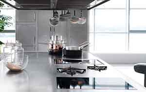 Cucine professionali arredamenti meneghello for Mobili cucine professionali