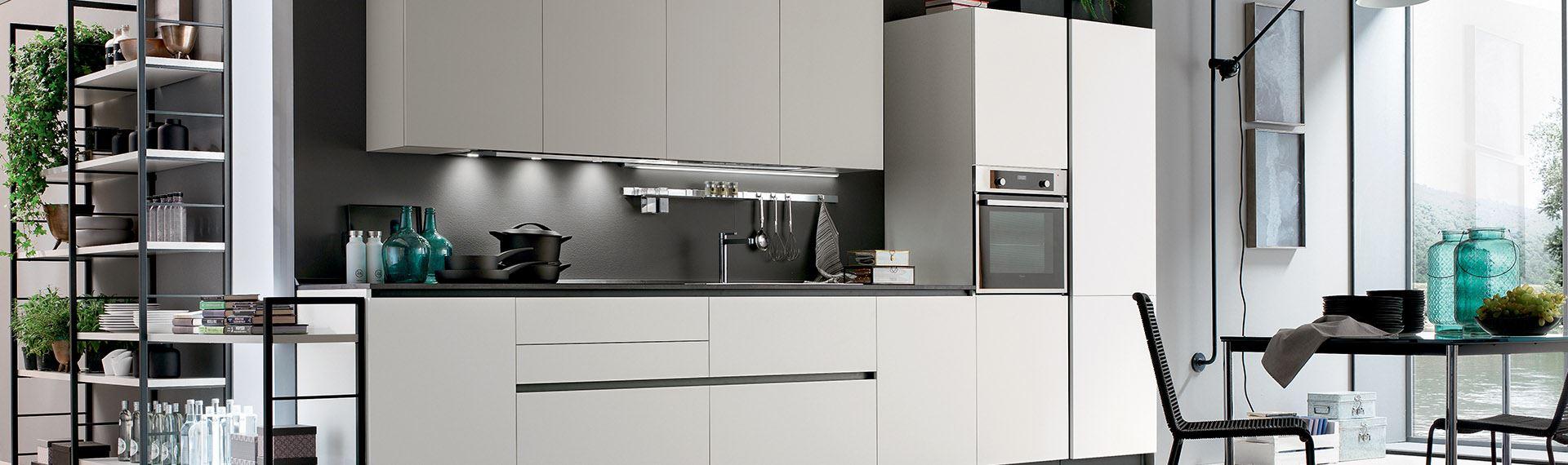Cucine Lineari Moderne Su Misura A Padova Progettazione E Offerte