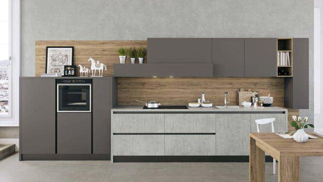 Cucine lineari moderne padova anche in offerta - Cucina arredo3 kali ...