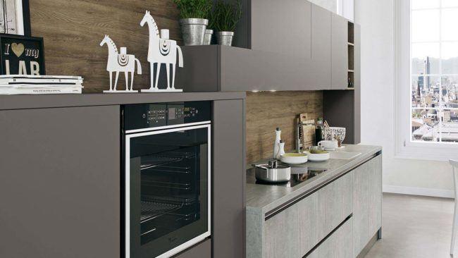 Cucine Lineari Moderne. Affordable Disegno Cucine Lineari Moderne ...