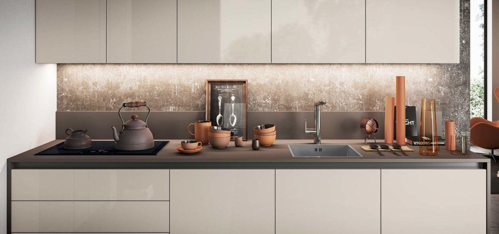 Cucine lineari moderne padova anche in offerta - Cucina ad induzione consumi ...