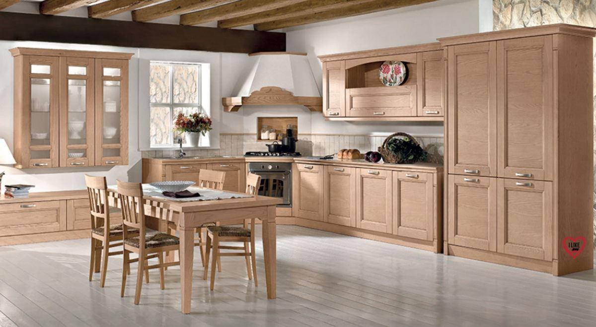 Stunning Cucine Classiche Legno Gallery - Home Ideas - tyger.us