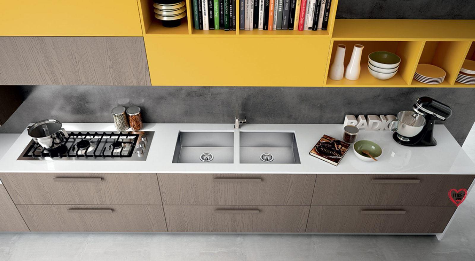Cucine Lineari Moderne Offerte.Cucine Lineari Moderne Padova Anche In Offerta