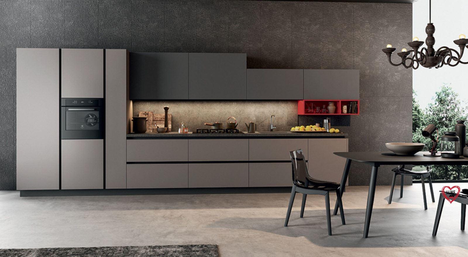Cucine Moderne Padova.Cucine Lineari Moderne Padova Anche In Offerta