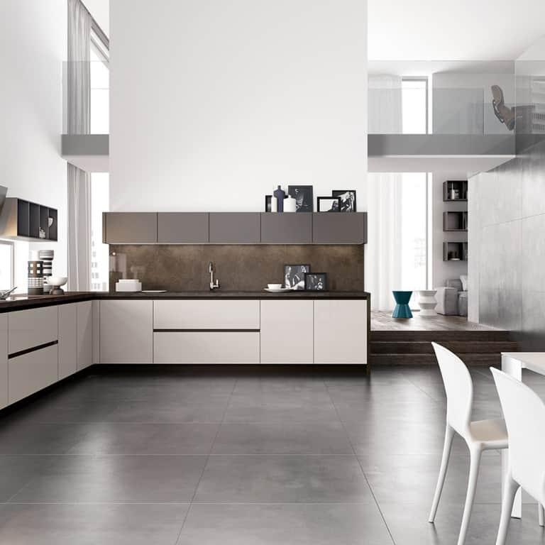 Cucine moderne angolari cucine ad angolo idee di design - Cucine a padova ...