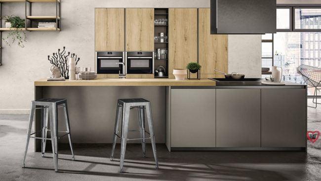 Le migliori cucine moderne componibili padova - Classifica marche cucine ...