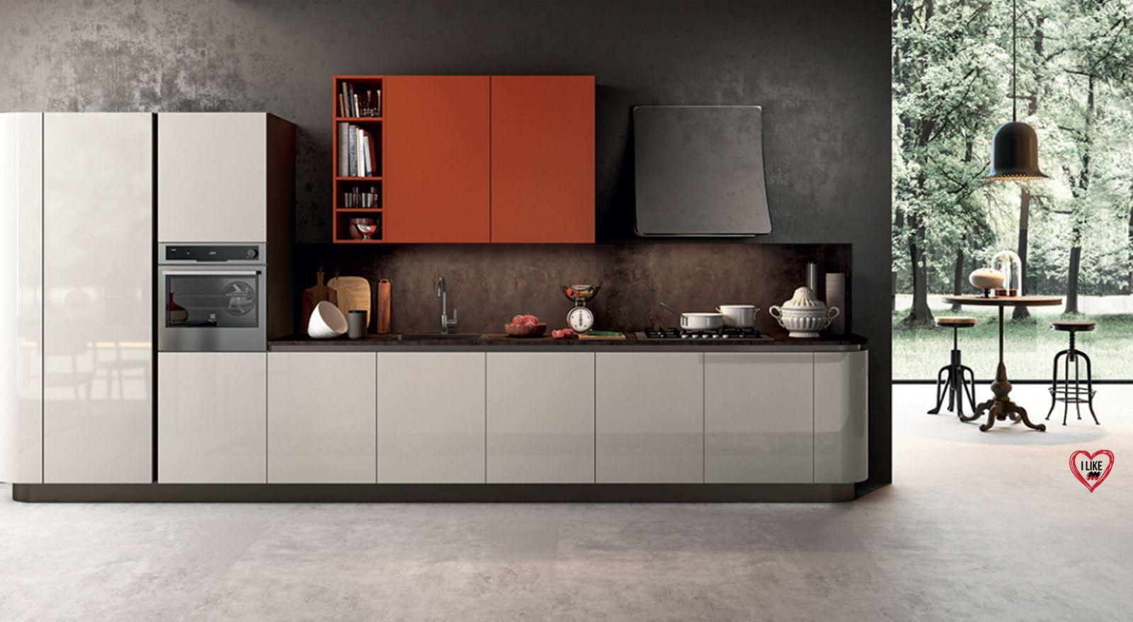 Cucine lineari moderne padova anche in offerta for Arredamento saldi