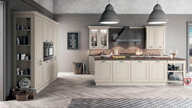 Vendita di cucine classiche a Padova, cucine eleganti e in muratura ...