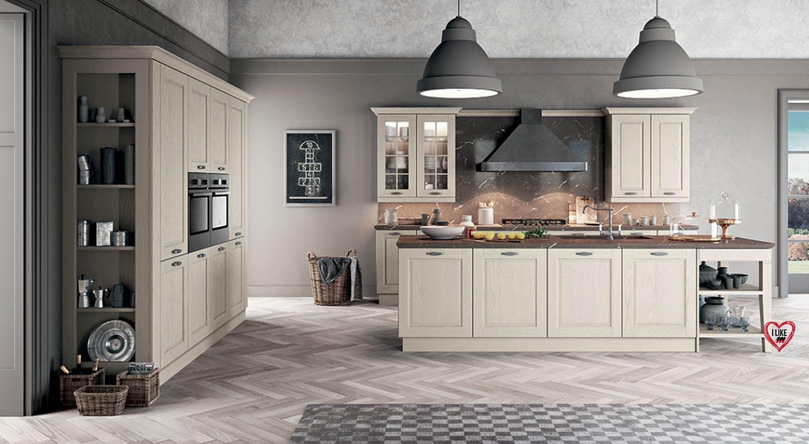 Vendita di cucine classiche a Padova, cucine eleganti e in muratura in offerta.