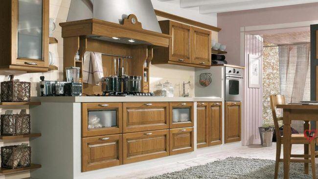 Vendita di cucine classiche a padova cucine eleganti e in - Cucine bellissime classiche ...