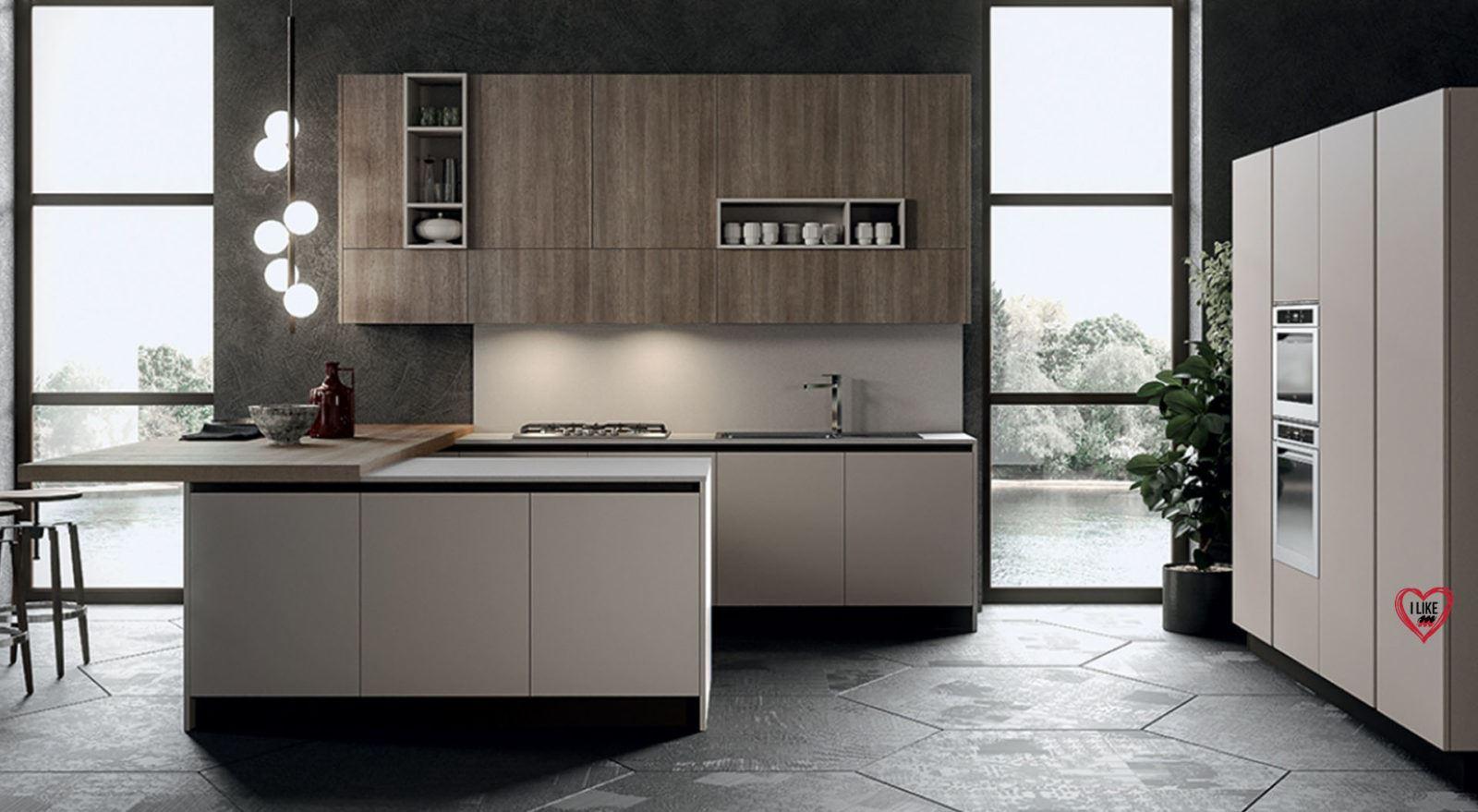 136 Cucine Isola Moderne - 30 cucine moderne con isola ...