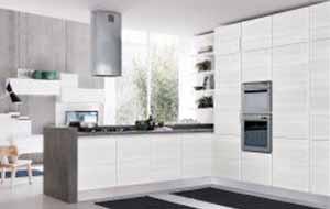 Cucine Moderne Bianche Con Isola.Cucine Moderne Con Isola Bianche Cucina Moderna Con Isola