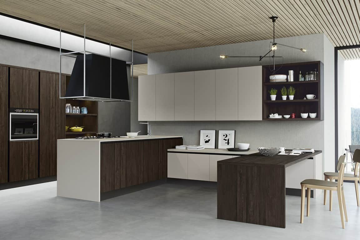 Cucine moderne con penisola padova for Cucine moderne con penisola