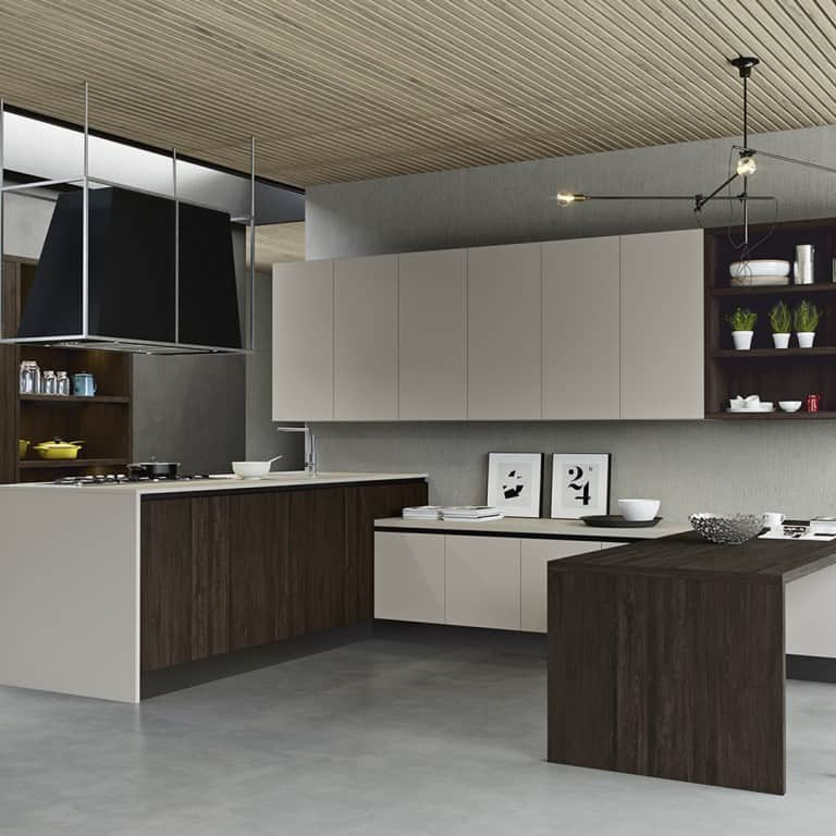 Cucine ikea con penisola idee creative di interni e mobili - Cucine con penisola ...