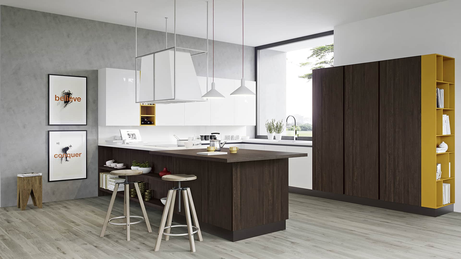 Tavoli e sedie da cucina moderni for Tavoli e sedie moderne da cucina