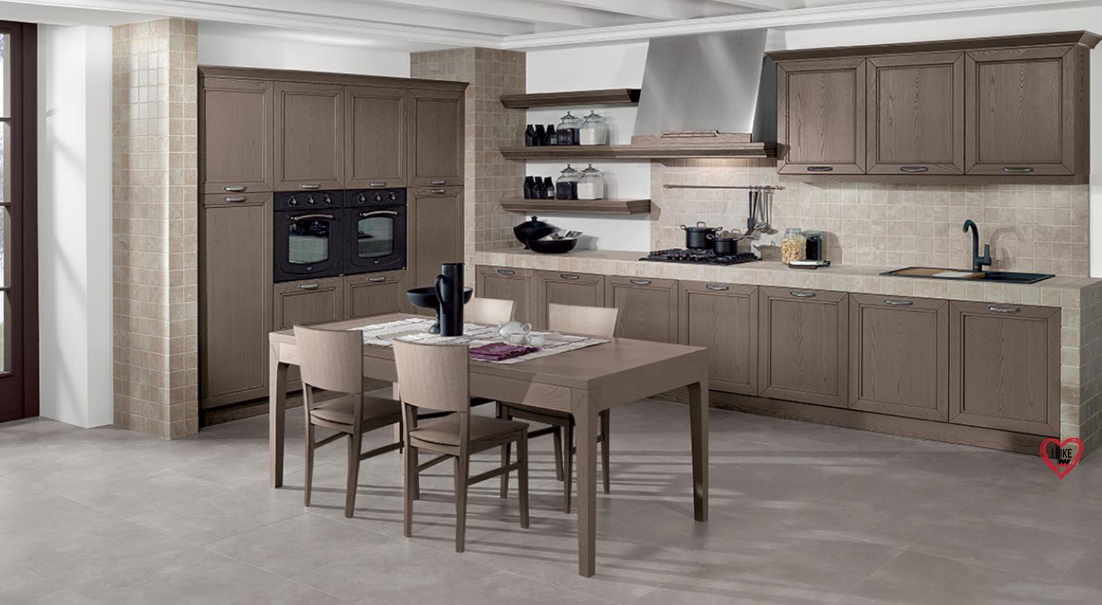 Vendita di cucine classiche a padova cucine eleganti e in muratura in offerta - Immagini di cucine classiche ...