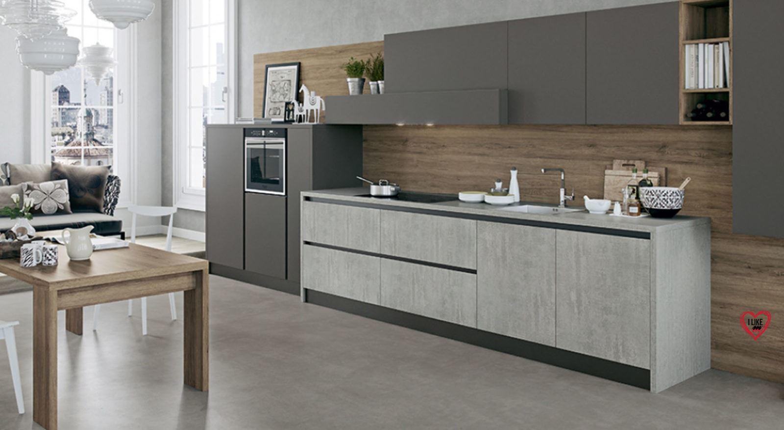 Cucine lineari moderne padova anche in offerta for Cucine moderne