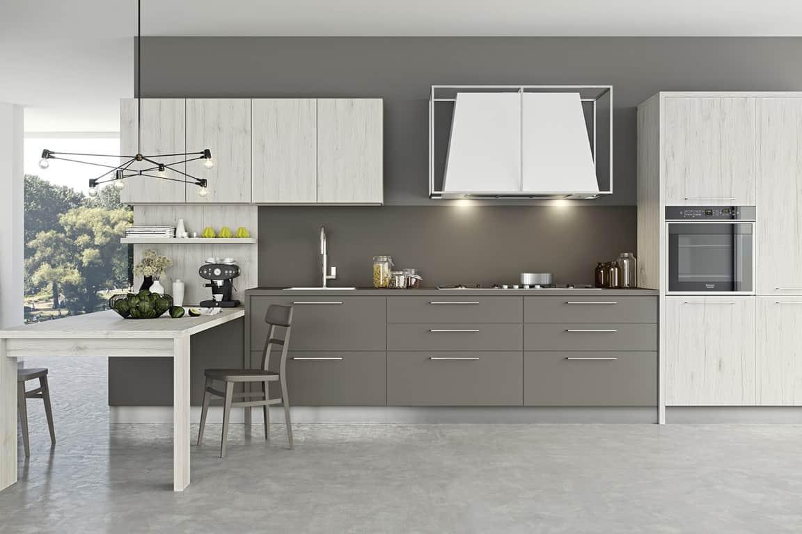 Cucina lineare offerta bellissima cucina in stile for Offerte cucine lineari