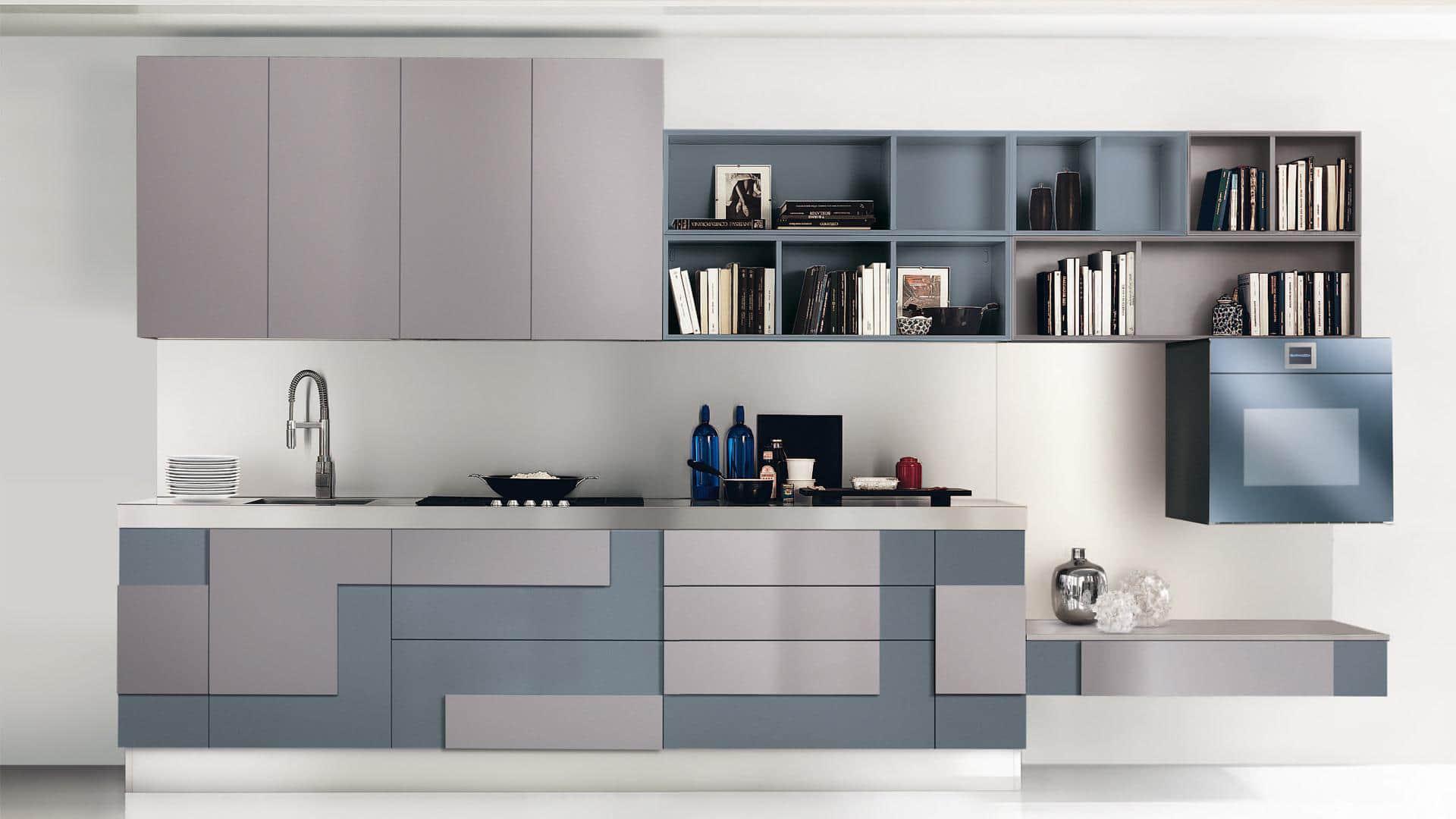Cucine lineari moderne padova anche in offerta for Cucine moderne lube