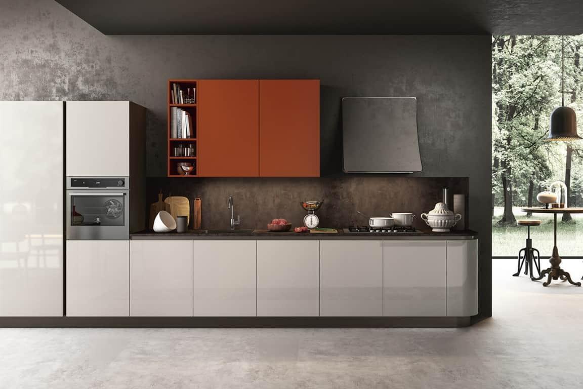 100 Cucine Moderne Con Penisola Padova Cucine Americane Con Isola Perfect Idee Di Isola