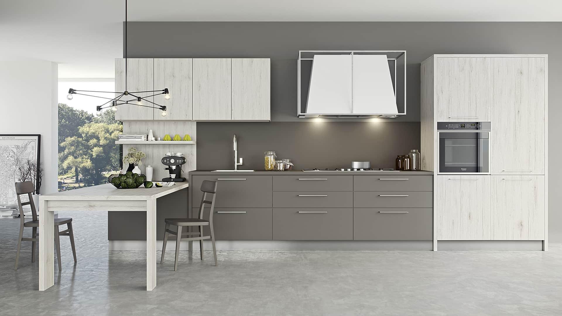 Cucine Moderne Lineari : Cucine lineari moderne padova anche in offerta