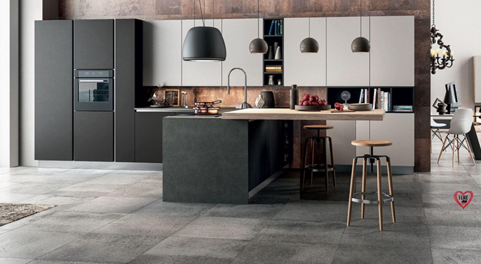 Cucine moderne con penisola padova - Design cucine moderne ...