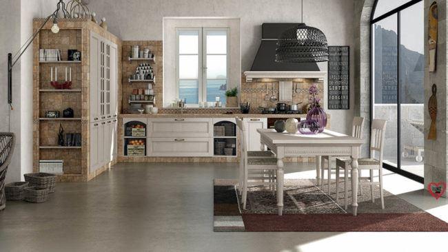 Vendita Di Cucine Classiche In Muratura A Padova Marchio Lube