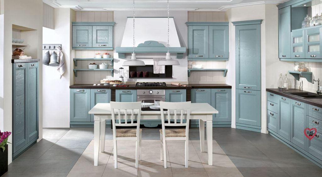 Mobili per cucina in muratura arredamenti meneghello for Salotti in muratura