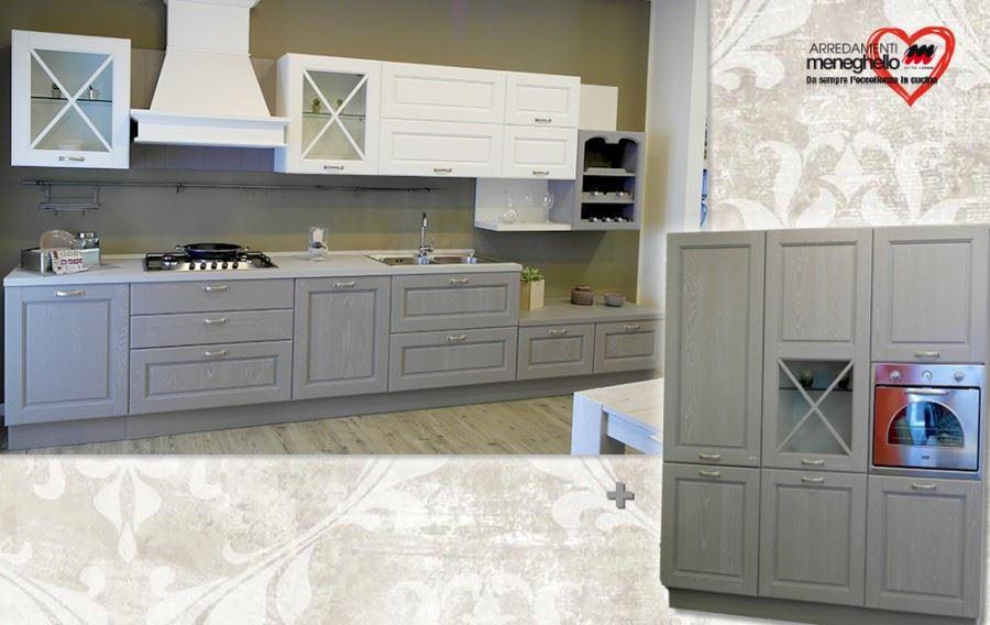 Arredamenti meneghello per l arredo della tua casa - Cucina lube agnese ...
