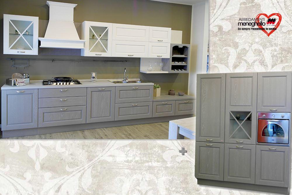 Arredamenti meneghello per l arredo della tua casa - Cucina lube prezzo ...